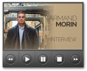 issue124-audio-interview with Armand Morin